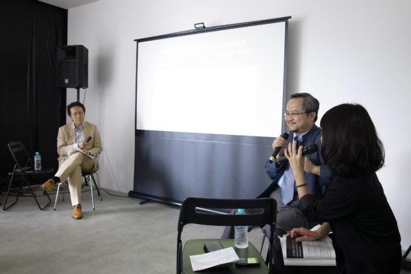 「アジアの現代アートマーケットについて 台湾の事例を通して」
